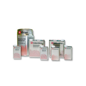 Disolvente para sinteticos Valentine d0123