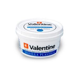 masilla plastica blanca valentine a5191